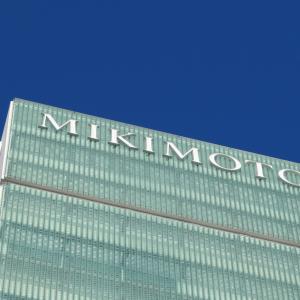 思い出の写真蔵から!MIKIMOTO