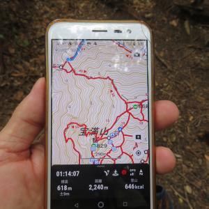 昭和の森から九州百名山 宝満山に登りました!
