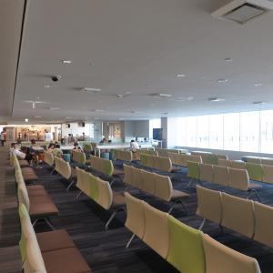 南部鉄器マン・福岡空港から羽田空港へ