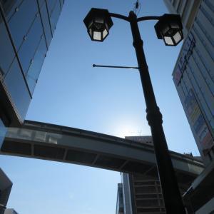 南部鉄器マン・立川朝散歩!