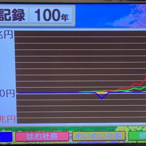 確定申告時期に桃鉄を300年やって分かったこと→人生50年目からが勝負。