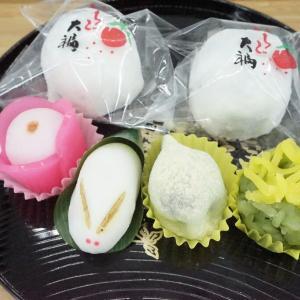 小松島市 日赤前の和菓子屋さん♪ 喜久屋本舗