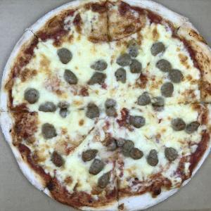 ピザをテイクアウト♪ BBピザ