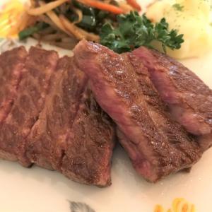 ランチに豪華なステーキを頂こう! ステーキダイニング琥珀