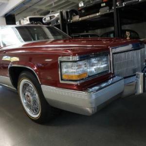 1991モデル キャデラック ブロアム オリジナル
