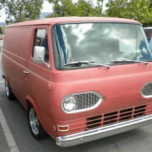 1964 フォード エコノライン