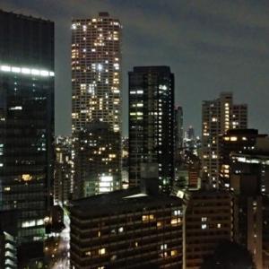 ヒルトン東京宿泊記②:スイートルームにアップグレード!