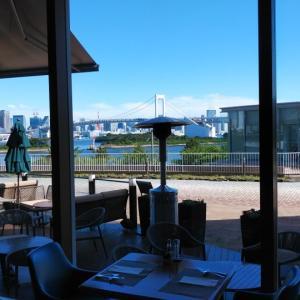 ヒルトン東京お台場:今回はシースケープで朝食。ゴールド会員/ダイヤモンド会員は朝食無料!
