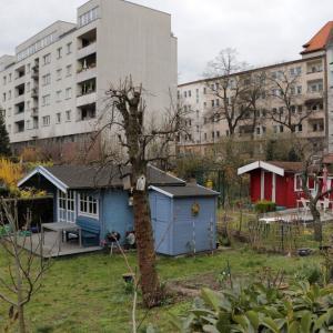 Kleingarten(小さなお庭)