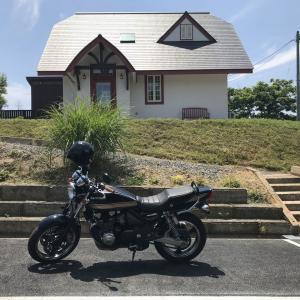 【6/24 ソロツー カフェ→バイク用品店巡り】