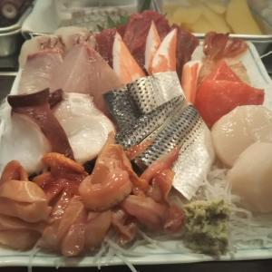 毎年恒例の寿司屋nightヽ(*´▽)ノ♪