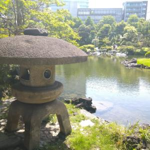 【ロケ地巡り①】旧安田庭園(両国〜錦糸町散策)