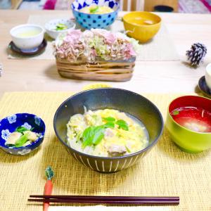 ふわとろ卵の親子丼( ´ ▽ ` )!マンツーマンレッスン@大阪・尼崎