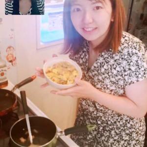 27期生♪♪第2回、マンツーマンオンライン体験料理教室♪(^-^)大阪・兵庫神戸