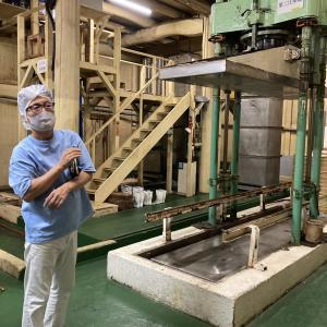 日東醸造さんの白醤油見学和食調味料巡り旅⑦