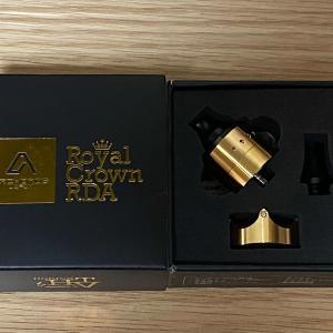 "【ARCHORDS JAPAN ""Royal Crown RDA"" のレビュー】DL / MTL両対応の万能型RDA"