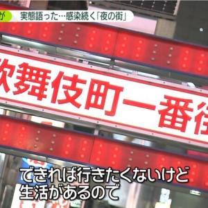 新宿でコロナ陽性なら10万円をGETできると判明!ホストクラブ、大勝利www