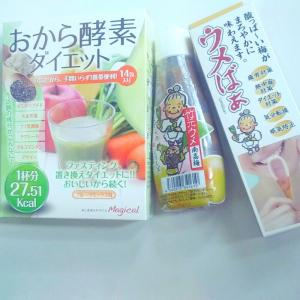【おから酵素ダイエット&ウメばぁ】