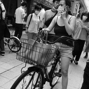 去年、今頃の大須商店***