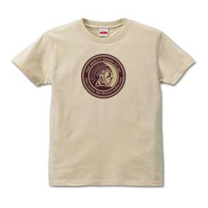 ネイティヴ・アメリカン デザインTシャツ(Native American)