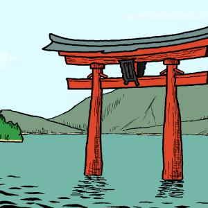隆元さん 策謀の海域編⑥ 厳島
