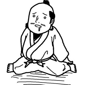 漫画 毛利元就の生涯 毛利弘元の苦難編4
