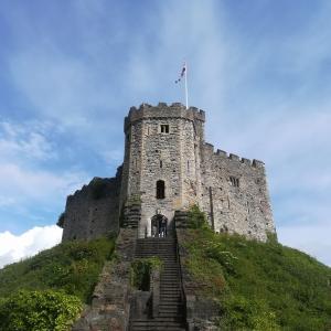 イギリス⑥ ウェールズの古城