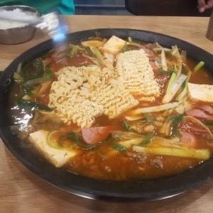 韓国⑤ 最後の晩餐