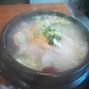 韓国③ 韓国料理がうまい日々