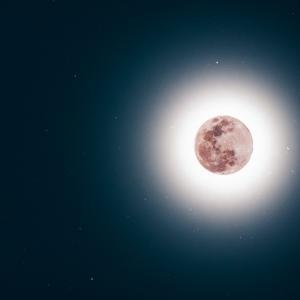 月の光♥てんびん座の満月♥心の光♥