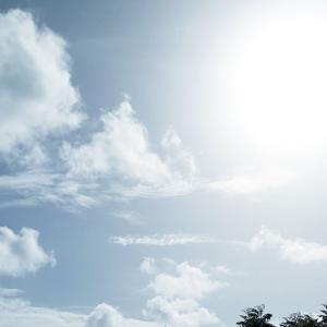 『8月の空』プレビュー♥