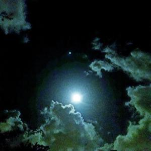 うお座の満月(9月2日)南カリブ海♥