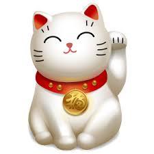 「ねむけ」招き猫~♥