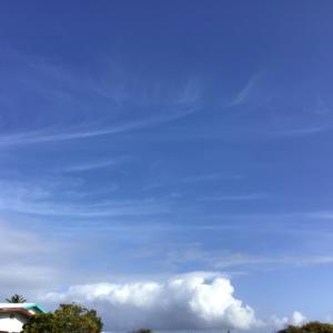 金曜日に英語で一言 ~♡~07.16 『The sky isthe limit*』