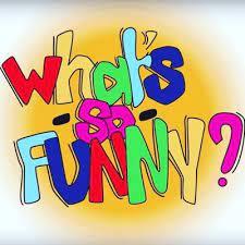 金曜日に英語で一言 ~♡~9月17日 『What's So Funny?』