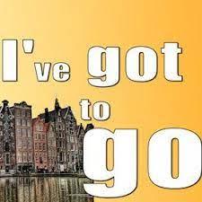 金曜日に英語で一言 ~♡~9月24日 『I've got to go~』