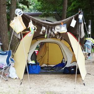 キャンプ用のテントの選び方