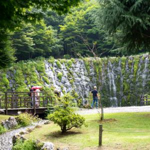 滝・水車☆花の都公園(中編)