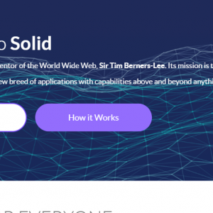 新しいwebプラットフォーム「Solid」に登録してみよう!