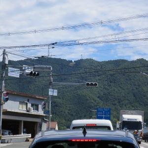 今日の高谷山ツー