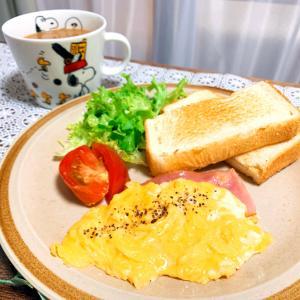 朝ごはん~~~♪