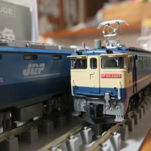 KATO EF65 2000番台 復活国鉄色