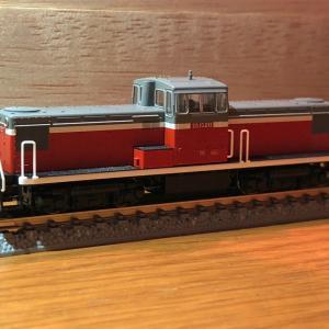 KATO DD13 後期形 (7014-1) と 鉄道模型の始まりの思い出
