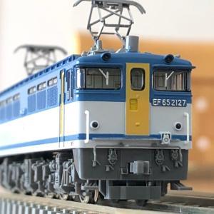 TOMIX EF65形2000番台(2127号機・JR貨物更新車)(7135)