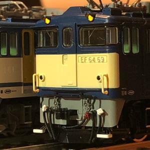 TOMIX EF64形0番台 7次形 加工