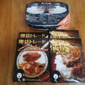 爆益トレード乙カレー!