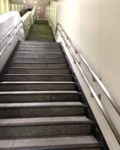 美尻になる階段の昇り方