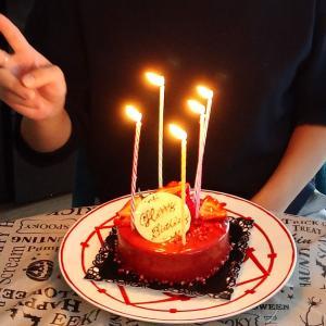 リナさん お誕生日おめでとうございます!