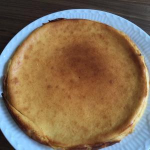 久々手作りチーズケーキ&上環120番トラム