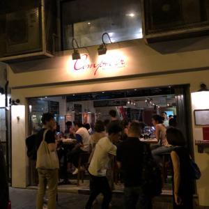 香港で居心地の良いフレンチタパスバー「Comptoir」